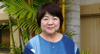 Ann Sakaguchi, Specialist, Department of Anthropology, University of Hawaiʻi at Mānoa