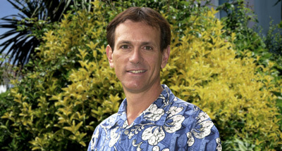 Barry Rolett, Faculty, Department of Anthropology, University of Hawaiʻi at Mānoa