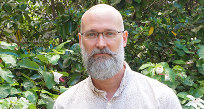 Christian Peterson, Faculty, Department of Anthropology, University of Hawaiʻi at Mānoa