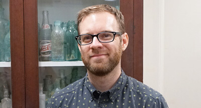 Mark Oxley, Staff, Department of Anthropology, University of Hawaiʻi at Mānoa