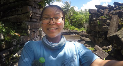 Jacyv Miller, Graduate Student, Department of Anthropology, University of Hawaiʻi at Mānoa