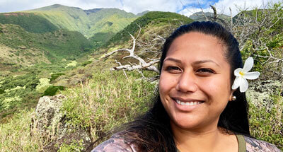 Pūlama Lima, Graduate Student, Department of Anthropology, University of Hawaiʻi at Mānoa