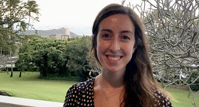 Zakea Boeger, Graduate Student, Department of Anthropology, University of Hawaiʻi at Mānoa