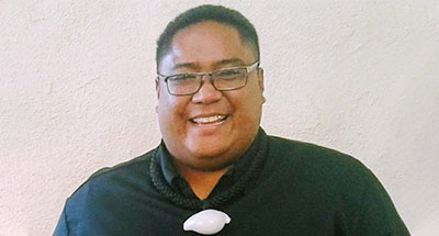 Sione Manupuna Funaki, Graduate Student, Department of Anthropology, University of Hawaiʻi at Mānoa