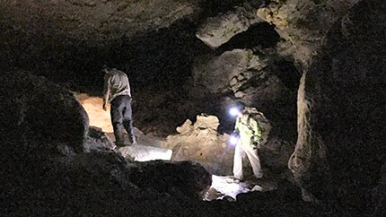 Searching for Pleistocene hominin fossils in caves in Guangxi, southern China