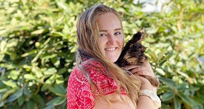 Emmaline Irvine, Graduate Student, Department of Anthropology, University of Hawaiʻi at Mānoa