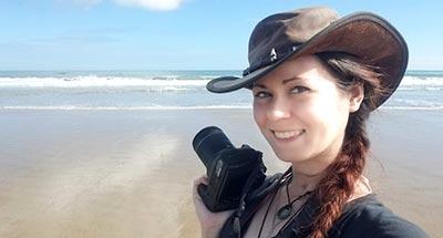 Renee Whitehouse, Graduate Student, Department of Anthropology, University of Hawaiʻi at Mānoa